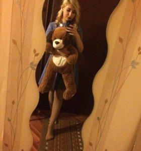 Медведь /Щенок мягкая игрушка