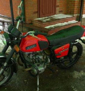 Мотоцикл урал иж