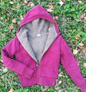 Осенняя куртка 40-42 р.