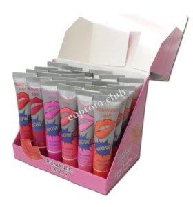 Целая, запечатанная коробка Тиндов для губ!