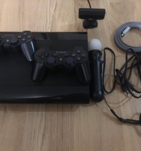 Sony PlayStation 3 Slim 500 ГБ