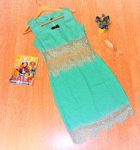 Платье летнее 42