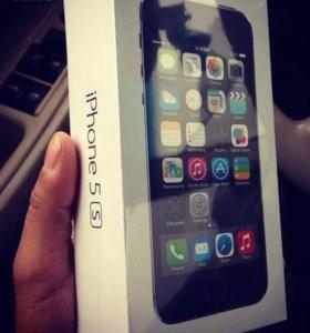 Новый IPhone 5s 64gb