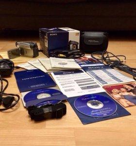 Камера Sony DCR-HC23E