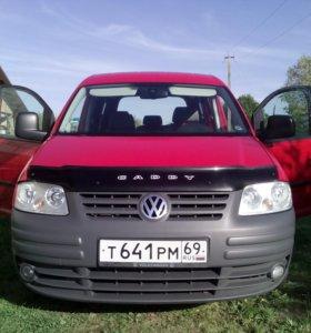 Volkswagen Caddy Live