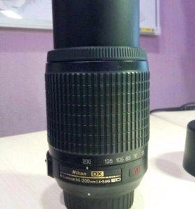 Nikon 55-200mm f/4-5.6G AF-S DX VR II IF-ED Zoom-N
