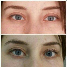 Botox+ ламинирование глубокое востановление ресниц