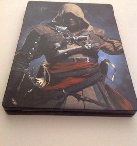 Assassins Creed black flag black chest edition