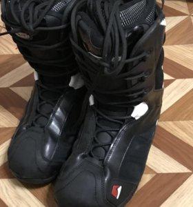 Мужские сноубордические ботинки