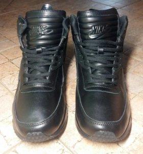 Кроссовки зимние Nike air max