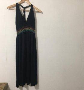 Чёрное платье новое!
