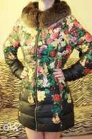 Пальто в отличном состоянии очень стильное