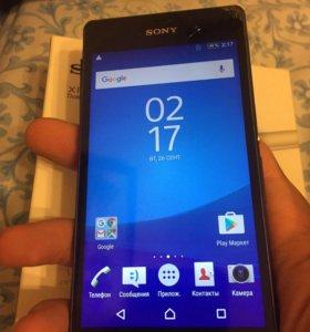 Sony Z3 16gb Ростест D6633 DUAL