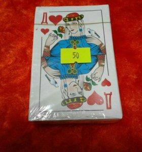 Карты игральные - колода 36 карт