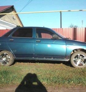 Автомобиль ВАЗ 2110-2004 г.в.