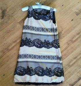 Нарядное платье для девочки 12-13 лет