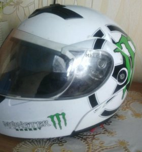 шлем Monster energy