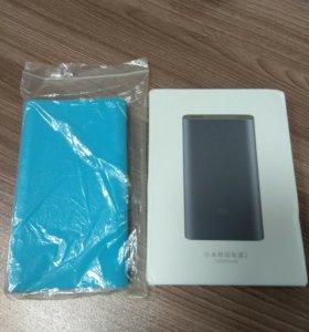 Xiaomi powerbank 2 (модель PLM02ZM)