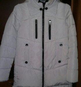 Женская куртка зимный