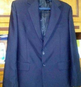 Пиджак школьный на подростка 180/186