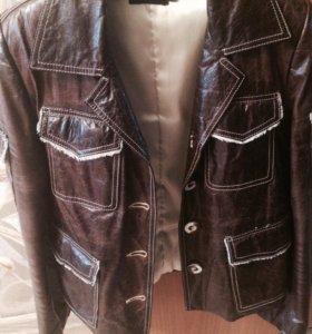 Стильная куртка пиджак