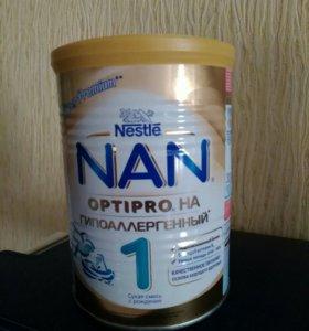 Детское питание NAN 1 гипоаллергенный .
