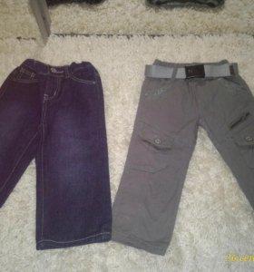 Новые джинсы 86-92