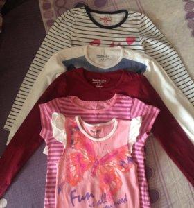 Водолазки и футболки