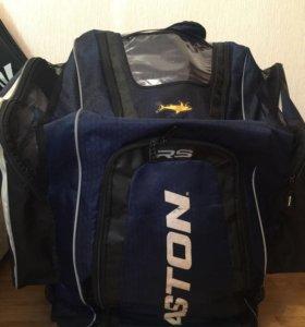 Сумка-рюкзак хоккейная Easton RS, б/у
