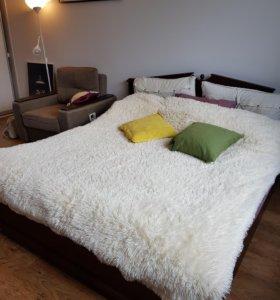 Кровать двуспальная 180х200
