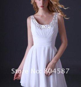 Коктейльное-вечернее платье. Новое!