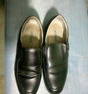Туфли для подростка мальчика