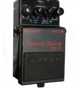 Boss MT-2 (Metal Zone)