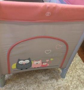 Манеж - кровать Baby Design Dream