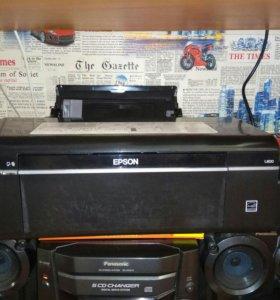 ПринтерL800