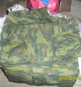 """Продам военные летние костюмы """"Флора""""."""