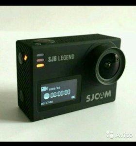Sjcam sj6 legend экшн камера