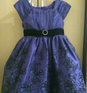 Платье на девочку р_р 92 - 98