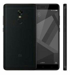 Xiaomi redmi note 4x + Стильные наушники