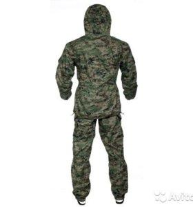 Демисезонный костюм на флисе Горка цвет Сурпат