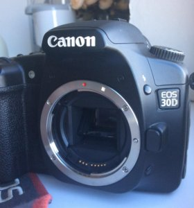 Canon 30D EFS 17-85mm