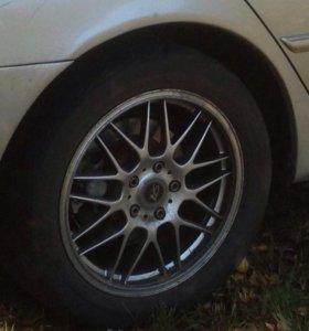 Литые диски с шинами R17