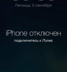 Разблокировка Айфонов