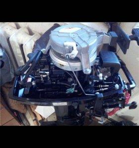 Лодочный мотор тохатсу 9.8