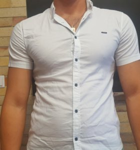 Рубашки новые фирменные