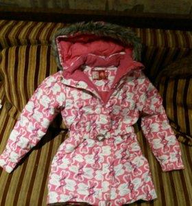 Куртка для девочки REIKE