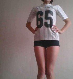 футболка 65 Mengsha