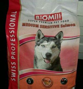 Корм для собак 3 кг.
