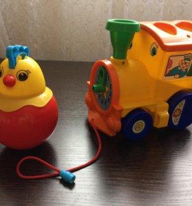 Б.у игрушки