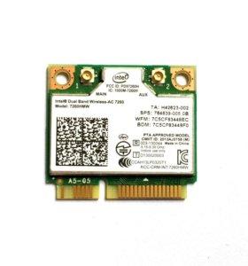 WiFi Intel 7260HMW 867M 2.4G/5G+Bluetooth 4.0